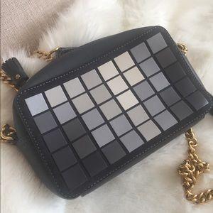 Anya Hindmarch pixel crossbody box bag